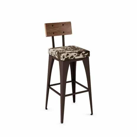 Upright Bar Stool