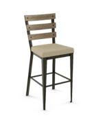dexter upholstered stool