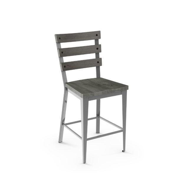 dexter wood stool